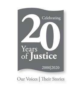 20 Years of Justice